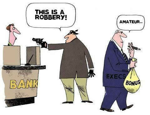Management Story Bank Robbery